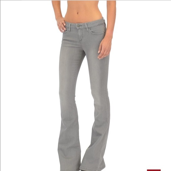 Joe's Jeans Flare Visionaire Grey